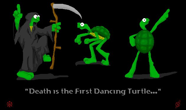 The+dancing+turtle